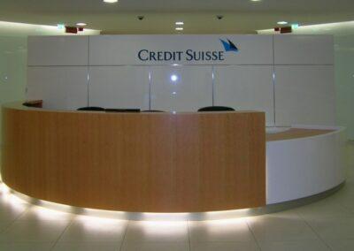Banca d'affari Credit Suisse